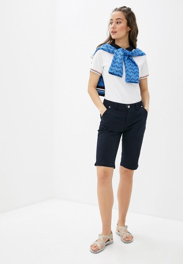 Фото 2 - Женские шорты Luhta черного цвета