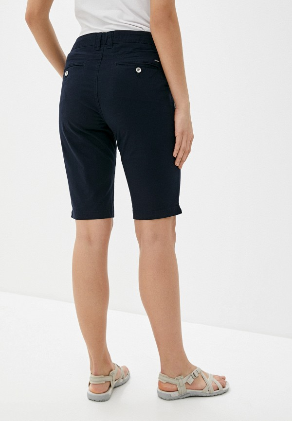 Фото 3 - Женские шорты Luhta черного цвета