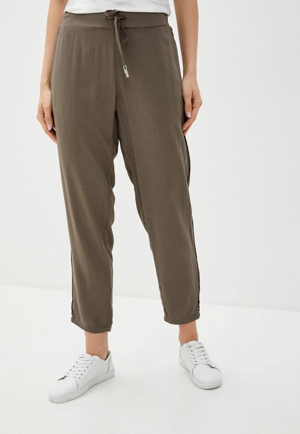 женские брюки luhta, хаки