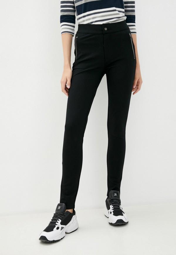 женские брюки luhta, черные