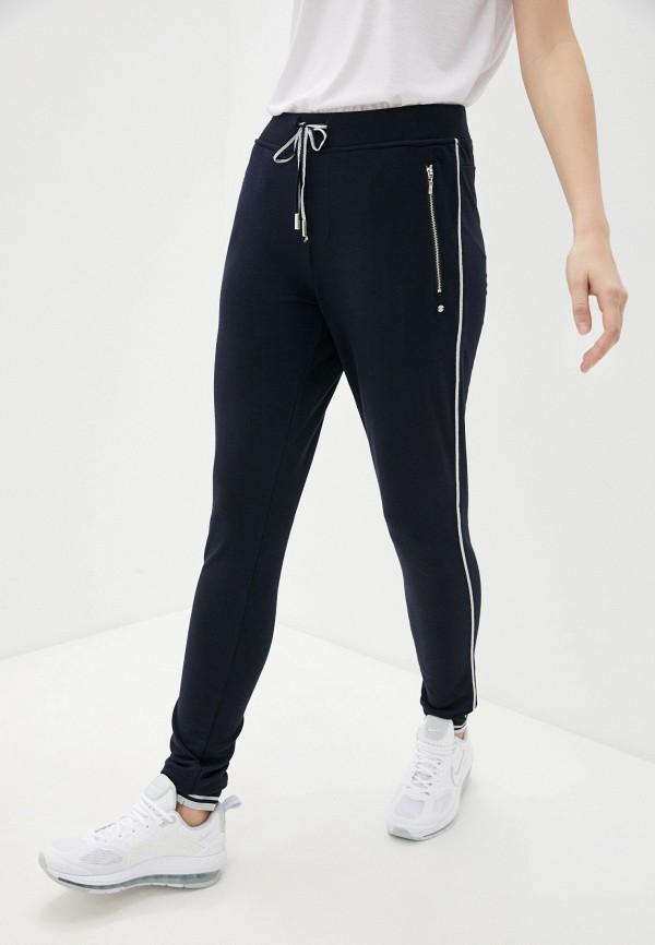 женские спортивные брюки luhta, синие