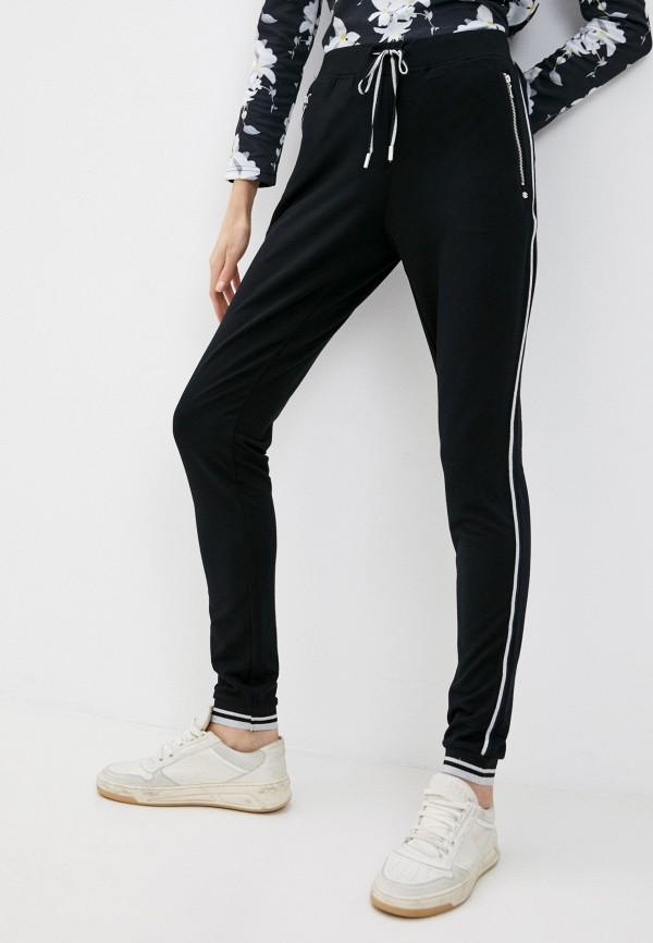 женские спортивные брюки luhta, черные