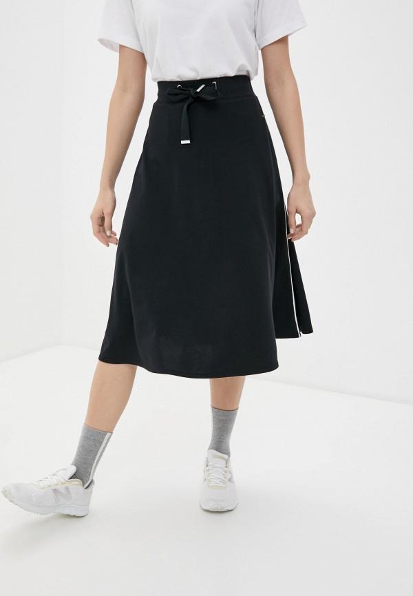 женская спортивные юбка luhta, синяя