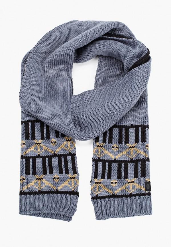мужской шарф luhta, разноцветный