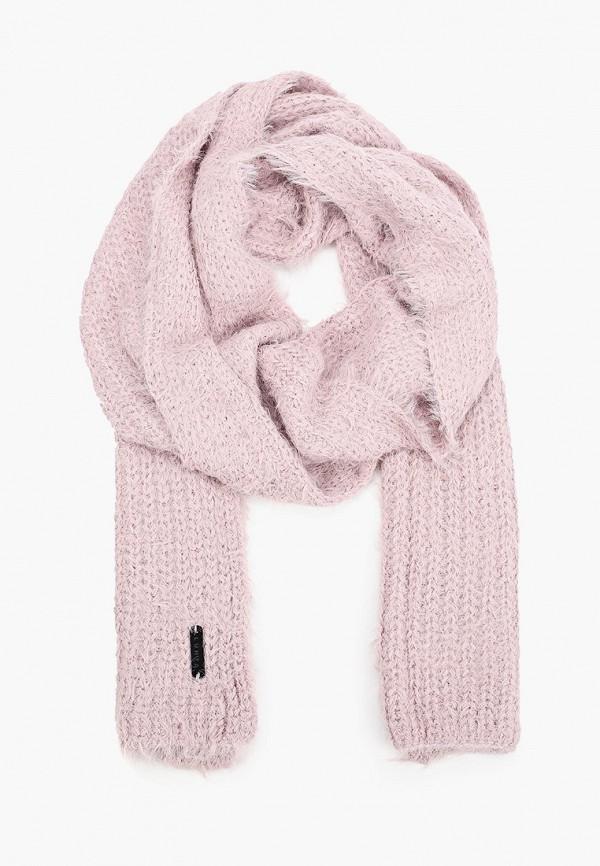 женский шарф luhta, розовый