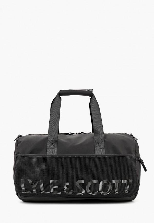 Сумка спортивная Lyle & Scott Lyle & Scott LY001BMBSIS4 sir walter scott ivanhoe