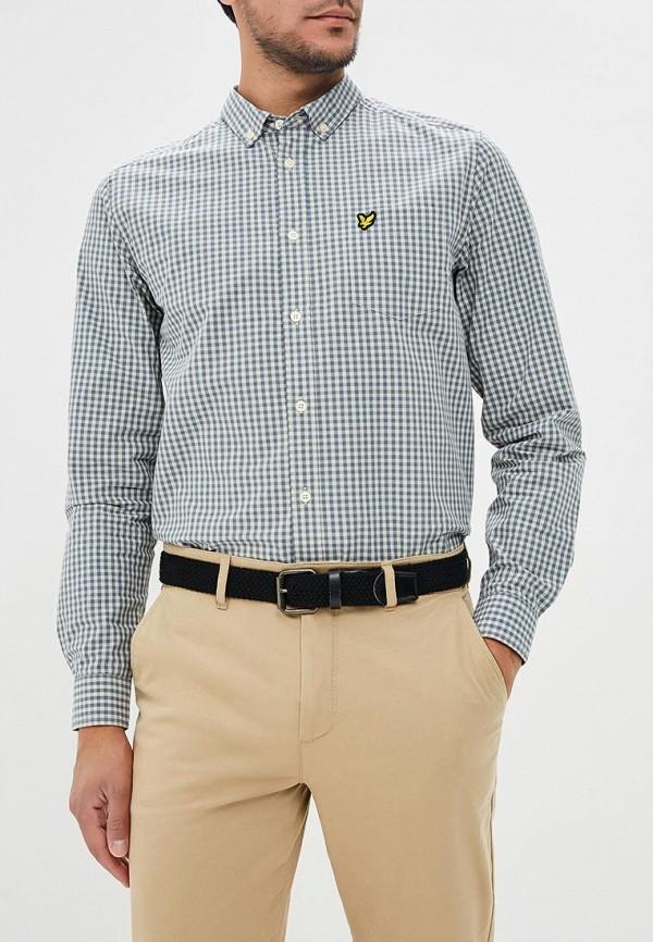 Рубашка Lyle & Scott Lyle & Scott LY001EMAKIK2 пуловер lyle