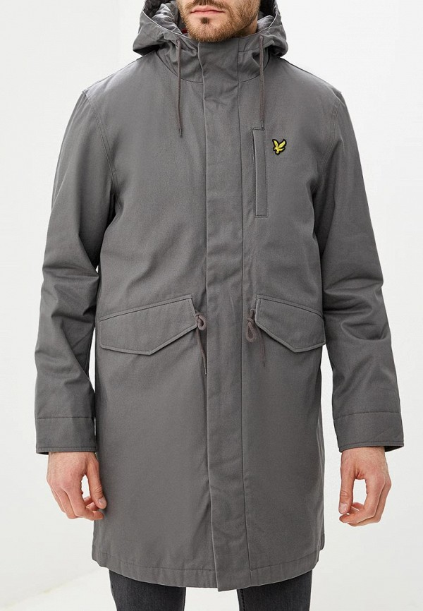 Парка Lyle & Scott Lyle & Scott LY001EMBUXX4 велосипед scott contessa solace 15 compact 2015