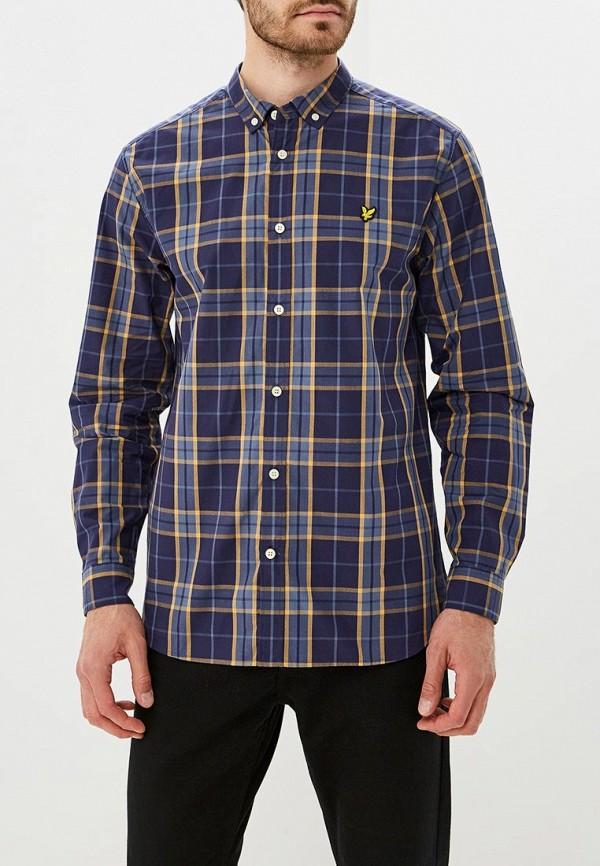 Рубашка Lyle & Scott Lyle & Scott LY001EMBUXY6 жилет quelle laura scott 857247