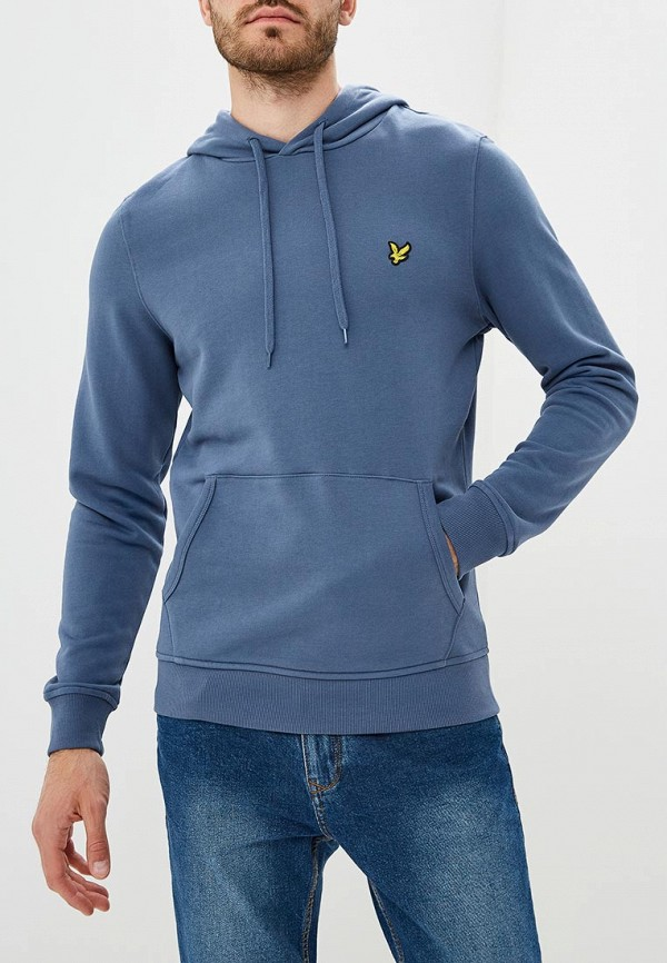 Худи Lyle & Scott Lyle & Scott LY001EMBUXY8 худи print bar magic ia vocaloid