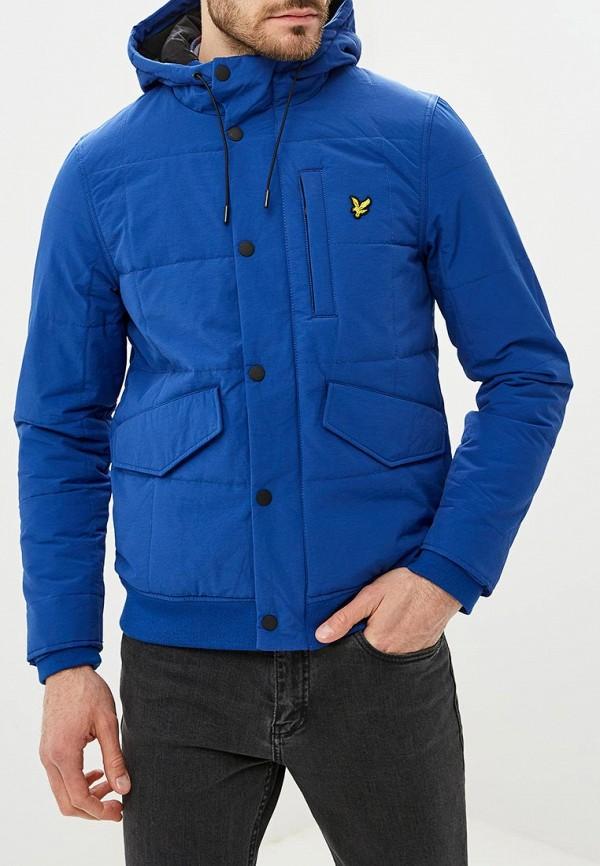 Куртка утепленная Lyle & Scott Lyle & Scott LY001EMBUZY6 sir walter scott ivanhoe