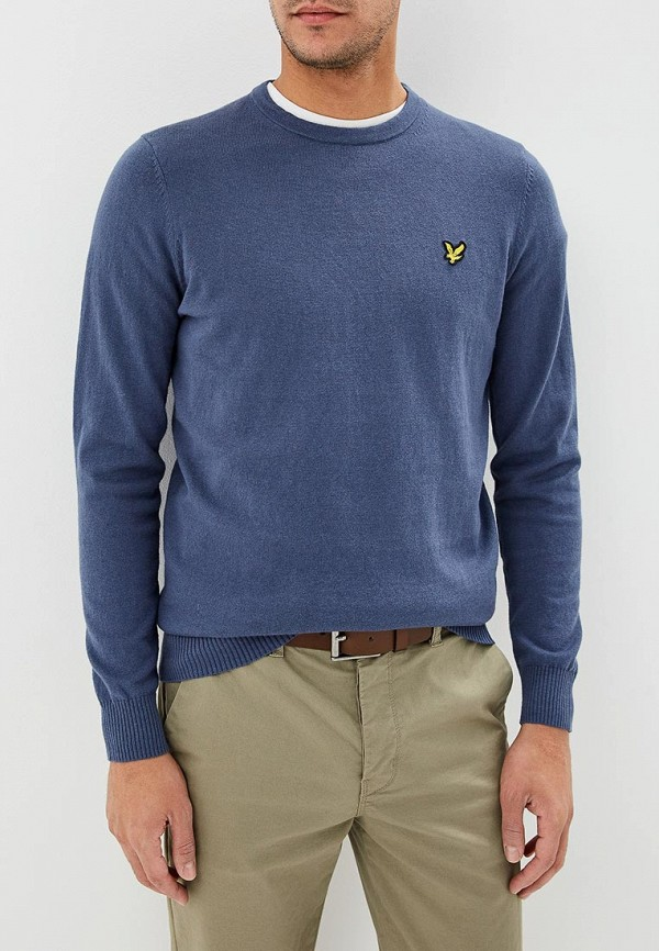 Джемпер Lyle & Scott Lyle & Scott LY001EMBUZZ7 велосипед scott contessa solace 15 compact 2015