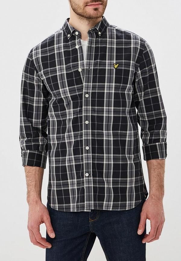 Рубашка Lyle & Scott Lyle & Scott LY001EMBVAA5 горный scott spark 745 2017 l черный с зеленым
