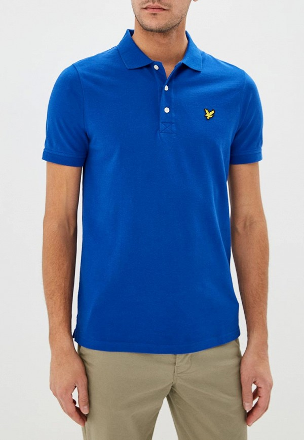 Поло Lyle & Scott Lyle & Scott LY001EMBVAB4 велосипед scott contessa solace 15 compact 2015