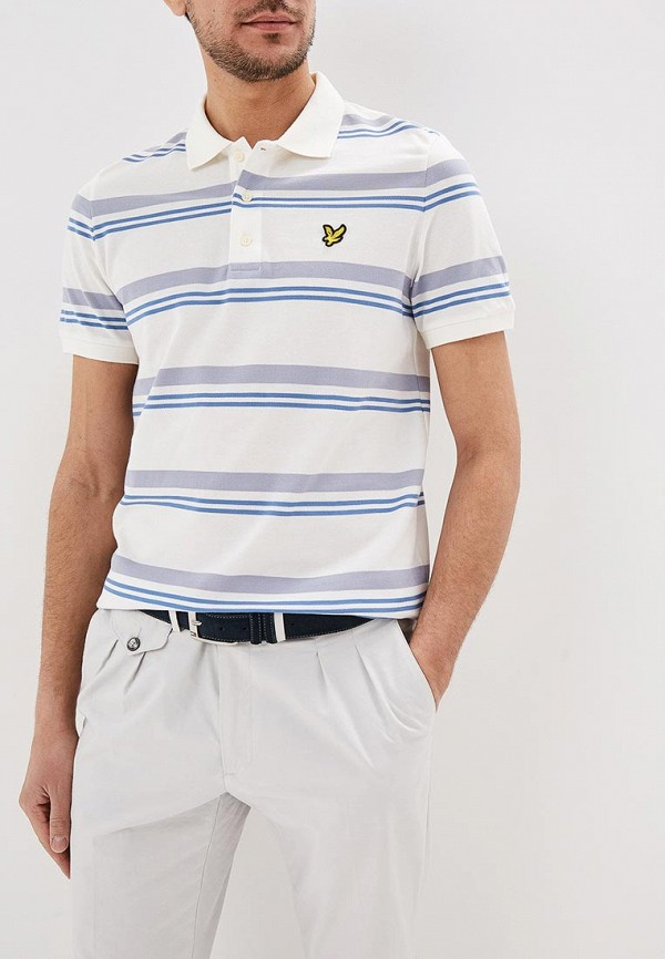 Поло Lyle & Scott Lyle & Scott LY001EMEAVI1 горные лыжи scott scott slight 93 18 19
