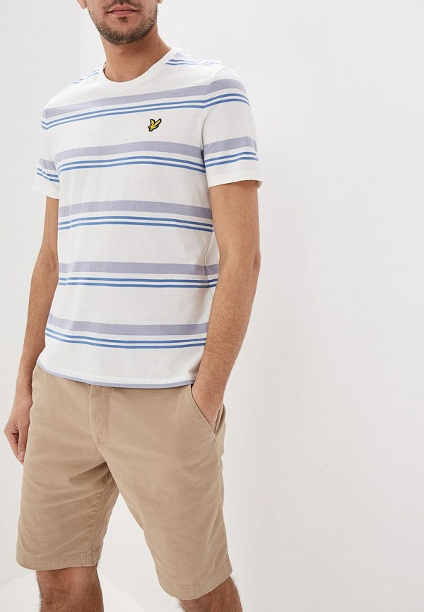 Футболка Lyle & Scott Lyle & Scott LY001EMEAVK8 рубашка fly fly mp002xw1i3r2