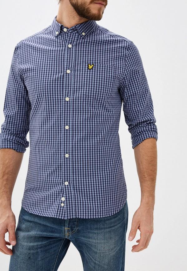 цена на Рубашка Lyle & Scott Lyle & Scott LY001EMGRSI1