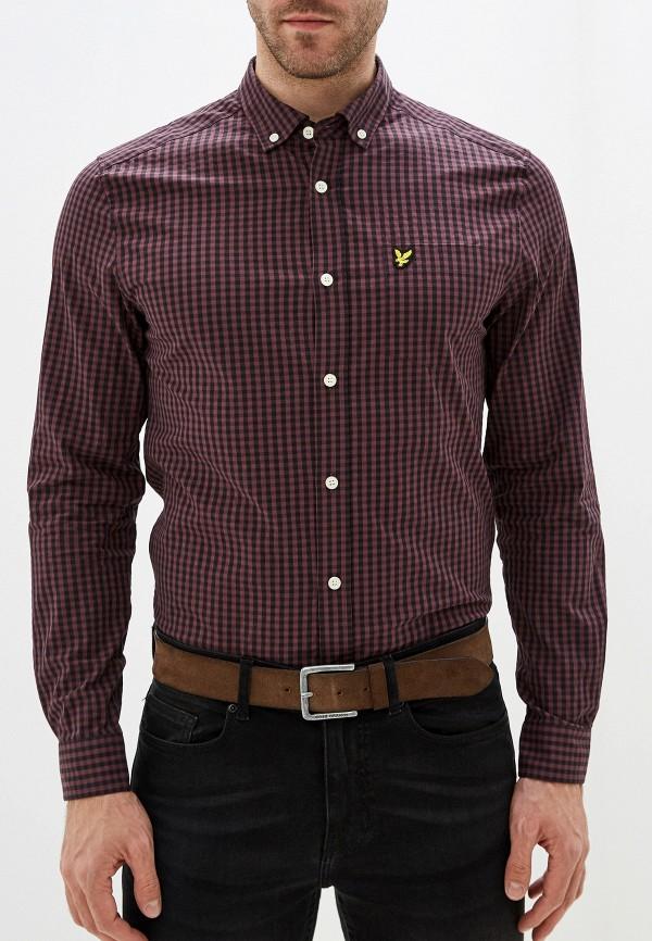 Рубашка Lyle & Scott Lyle & Scott LY001EMGRSI2 turtleneck scott