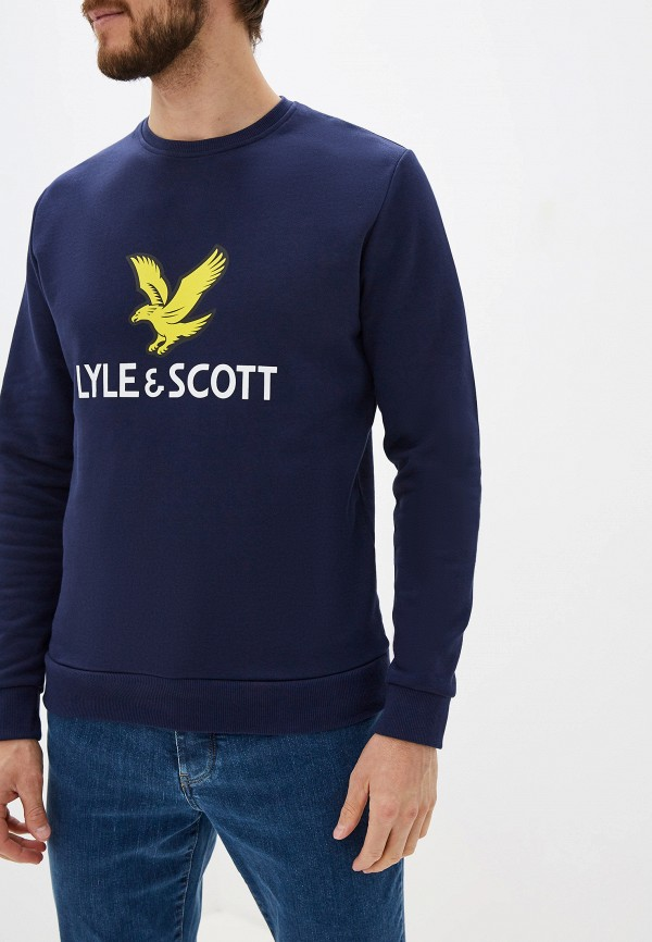 цены на Свитшот Lyle & Scott Lyle & Scott LY001EMGRSJ3  в интернет-магазинах