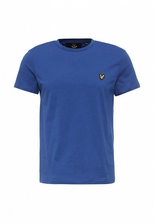 Футболка Lyle & Scott Lyle & Scott LY001EMQOS62 цена 2017