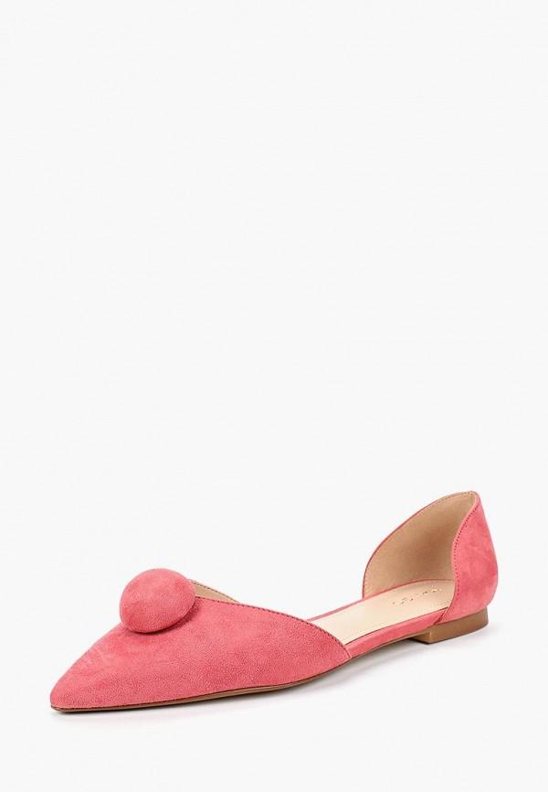 Купить Туфли Mango, - LIMA, MA002AWBSJG5, розовый, Осень-зима 2018/2019