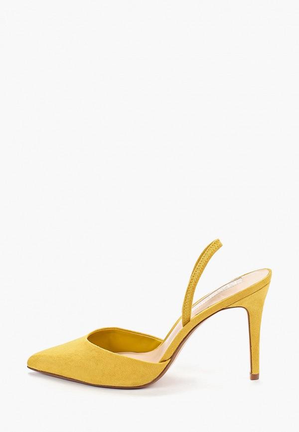 Купить Туфли Mango, - AUSTIN, ma002awflvw9, желтый, Осень-зима 2019/2020