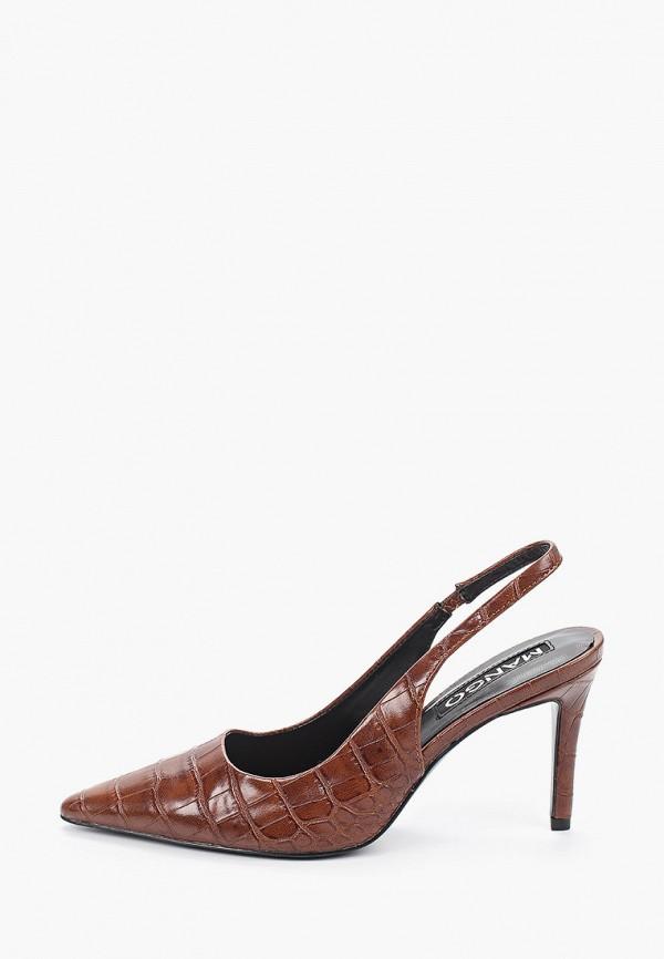 Туфли Mango Mango MA002AWIEFN3 цена и фото