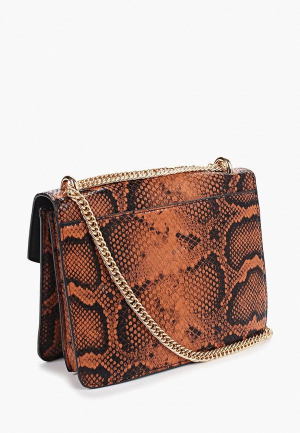 Фото 2 - женскую сумку Mango коричневого цвета