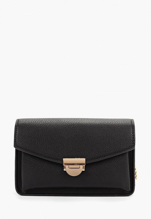 Фото - женскую сумку Mango черного цвета