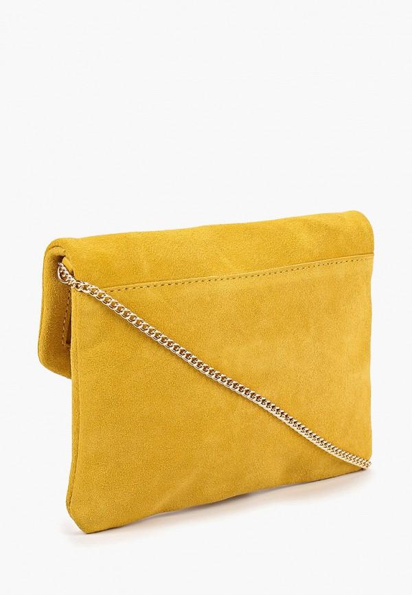 Фото 2 - женскую сумку Mango желтого цвета