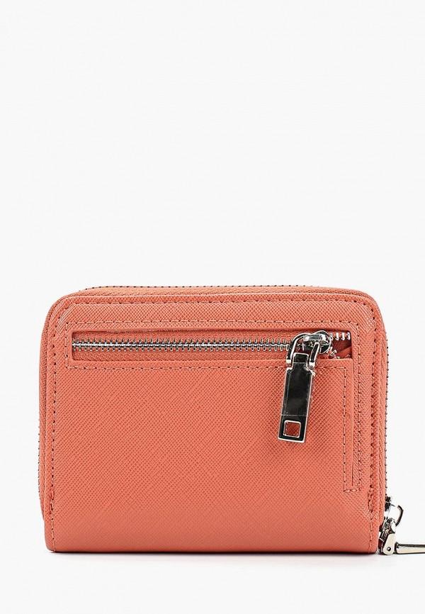 Фото 2 - женский кошелек или портмоне Mango кораллового цвета