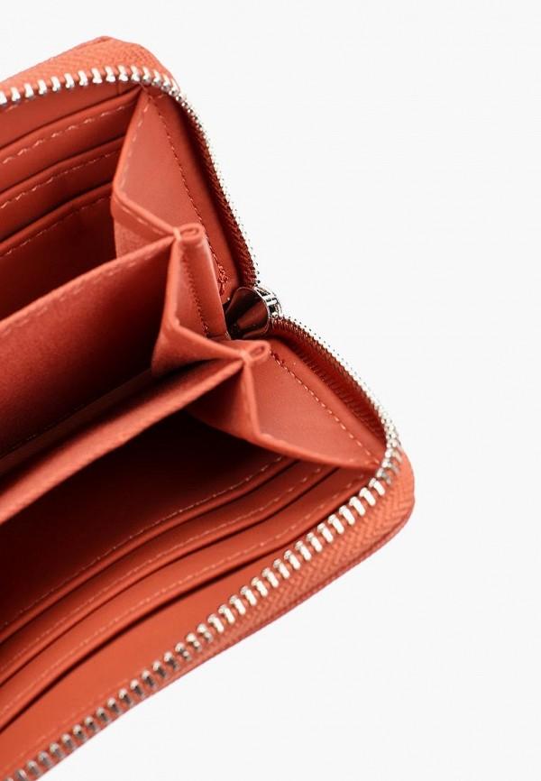 Фото 3 - женский кошелек или портмоне Mango кораллового цвета