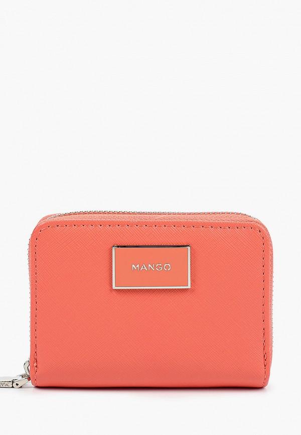 женский кошелёк mango