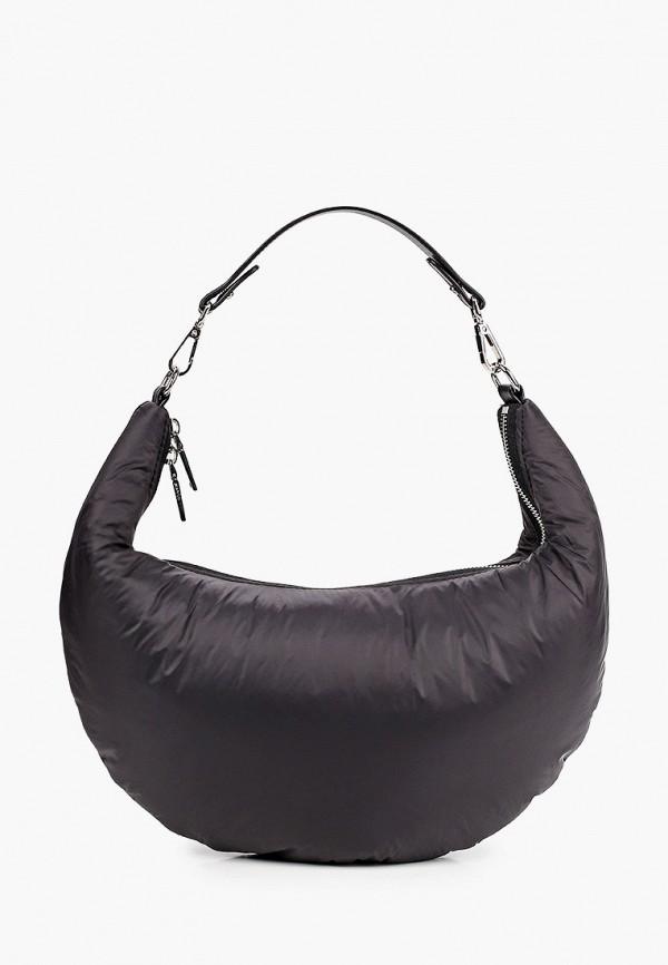 женская сумка mango, черная