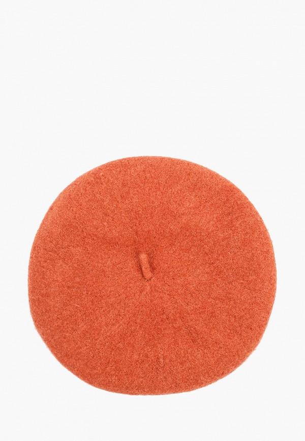 Берет Mango, Оранжевый, - MIRANDA