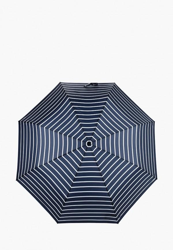женский зонт mango, синий