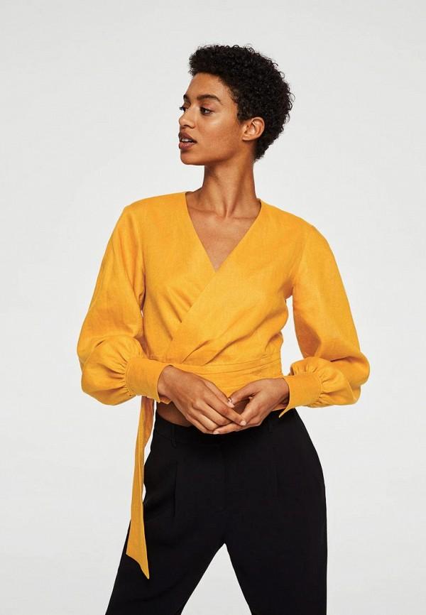 Блуза Mango Mango MA002EWBGWA5 блуза mango mango ma002ewzzj03