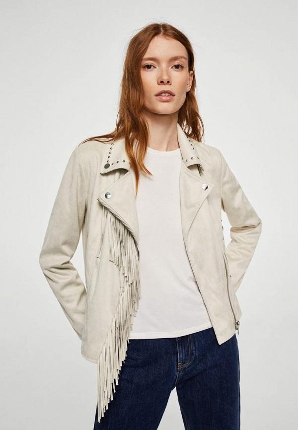 Куртка кожаная Mango Mango MA002EWBIGW9 куртки mango кожаная куртка nash2