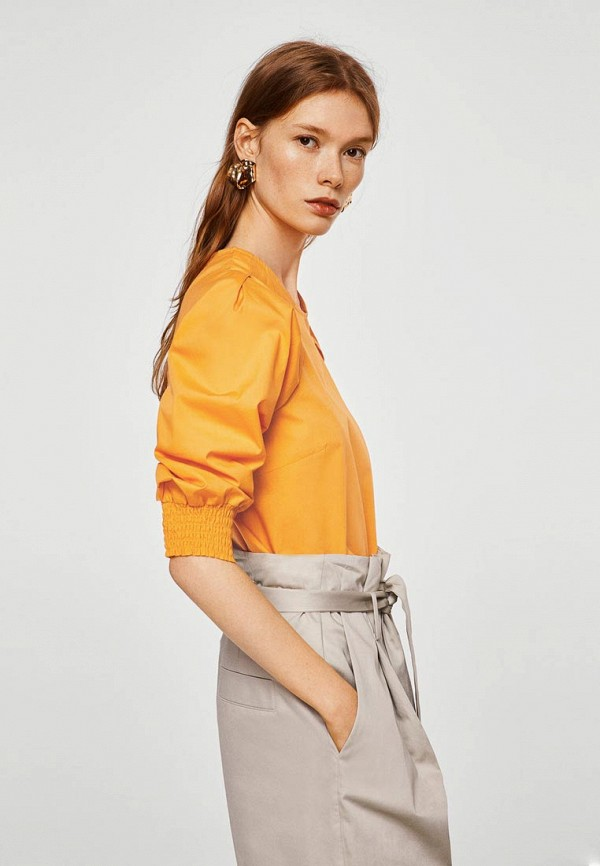 Блуза Mango Mango MA002EWBIHE7 блуза mango mango ma002ewzzj03