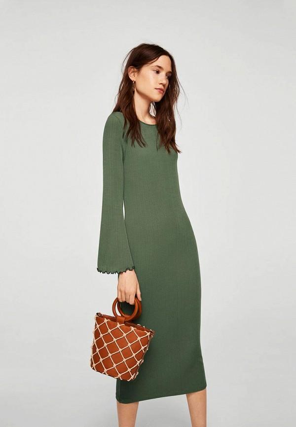 Платье Mango Mango MA002EWBOVA4 цена 2017