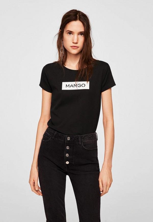 Футболка Mango Mango MA002EWBOVH8 футболка mango 43083505 2015 89