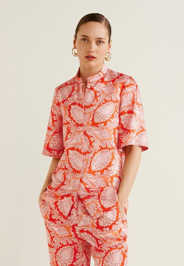 Блуза Mango Mango MA002EWBQYH4 блуза mango mango ma002ewshp49