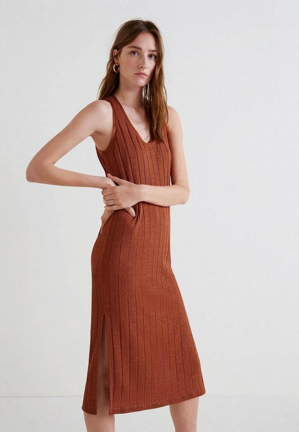 Платье Mango Mango MA002EWBQYJ1 цена 2017