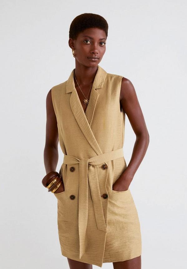 Платье Mango Mango MA002EWBQYJ2 цена 2017