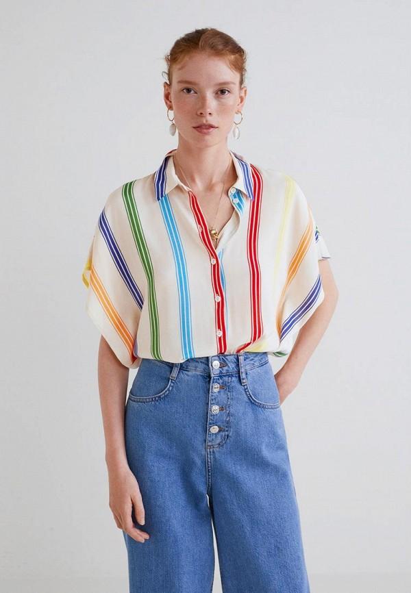 Блуза Mango Mango MA002EWBQZJ9 блуза adzhedo adzhedo ad016ewekla3