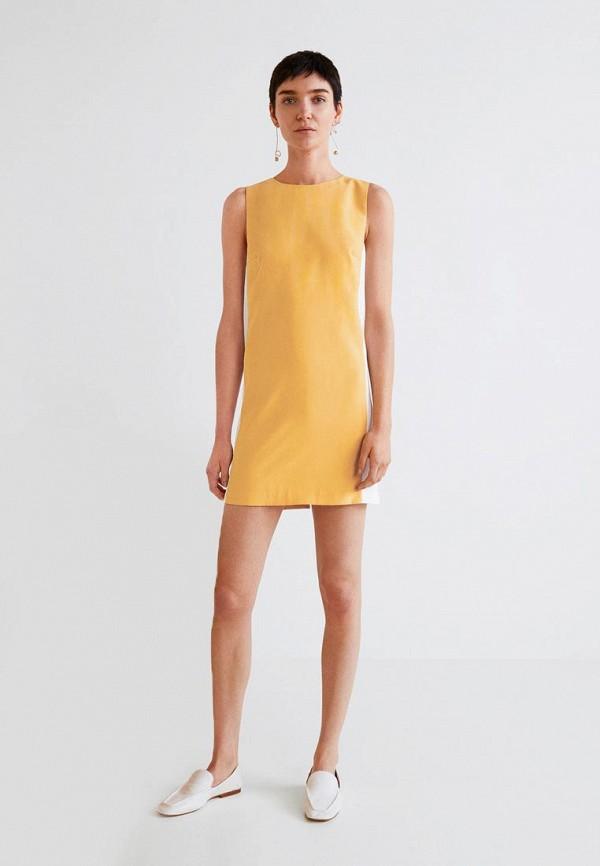 Платье Mango Mango MA002EWBSJF3 блузка mango 43080028