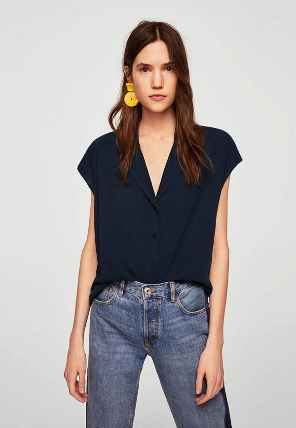 Блуза Mango Mango MA002EWBUGU0 блуза mango блуза
