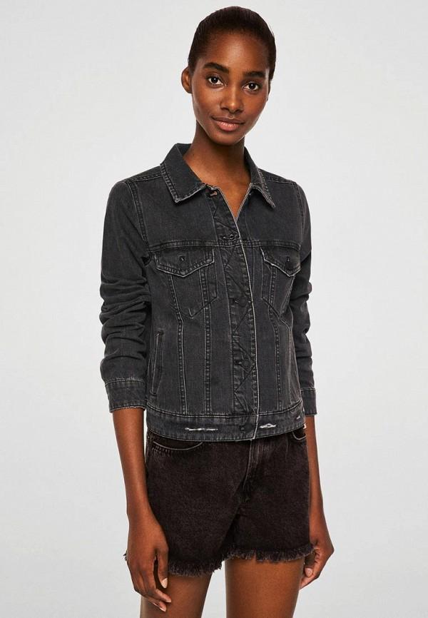 Куртка джинсовая Mango Mango MA002EWBUHJ1 mango блузка
