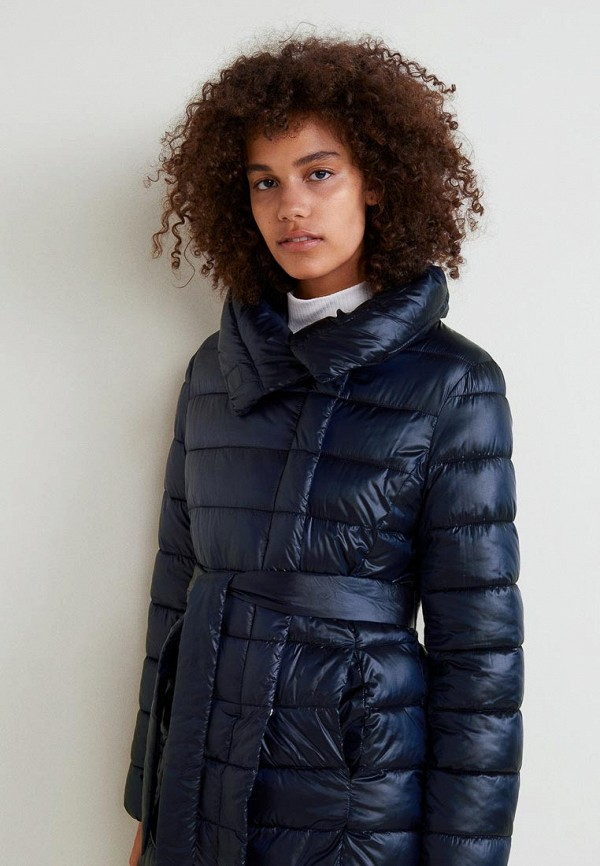 Купить Куртка утепленная Mango, - MARAIS-S, MA002EWCGJI0, синий, Осень-зима 2018/2019