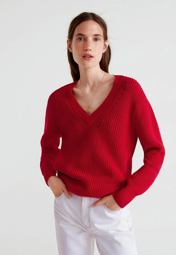 Пуловер Mango Mango MA002EWCGJL0 пуловер klingel цвет красный